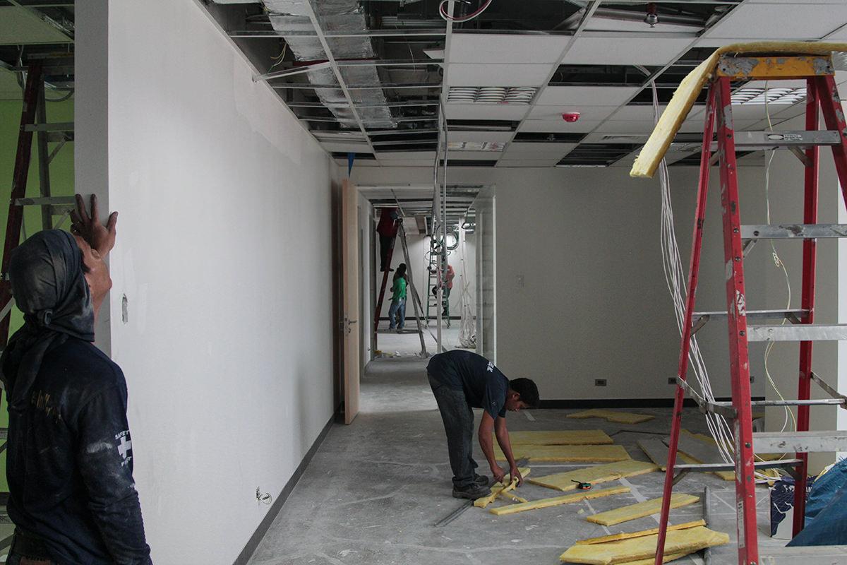 Hallway March 27
