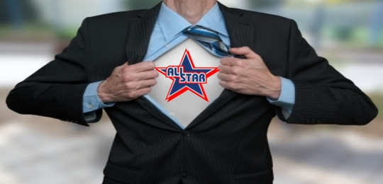 how to be an all star employee Many of our star performers work their magic behind the scenes our team would like to nominate dr heffner for the csu vth employee star performer dr.